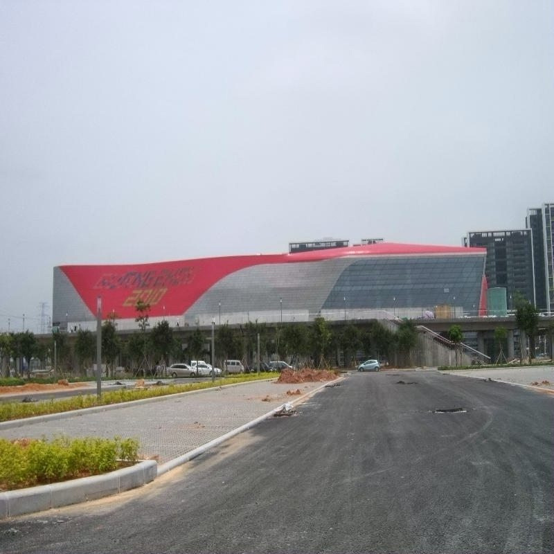 Asian Games Town site